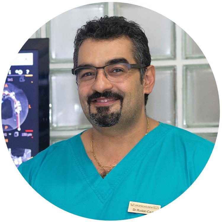 Doctor Ruslan Caula - Dentistas en Palma de Mallorca