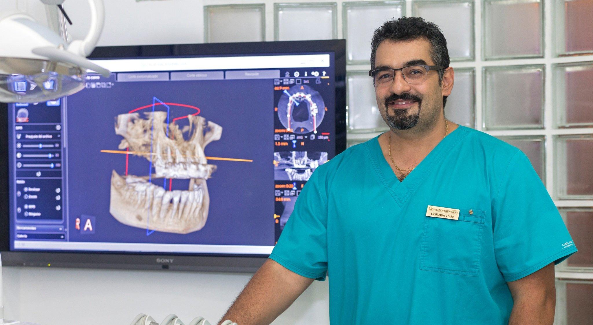 DR RUSLAN CAULA PALMA DENTISTAS