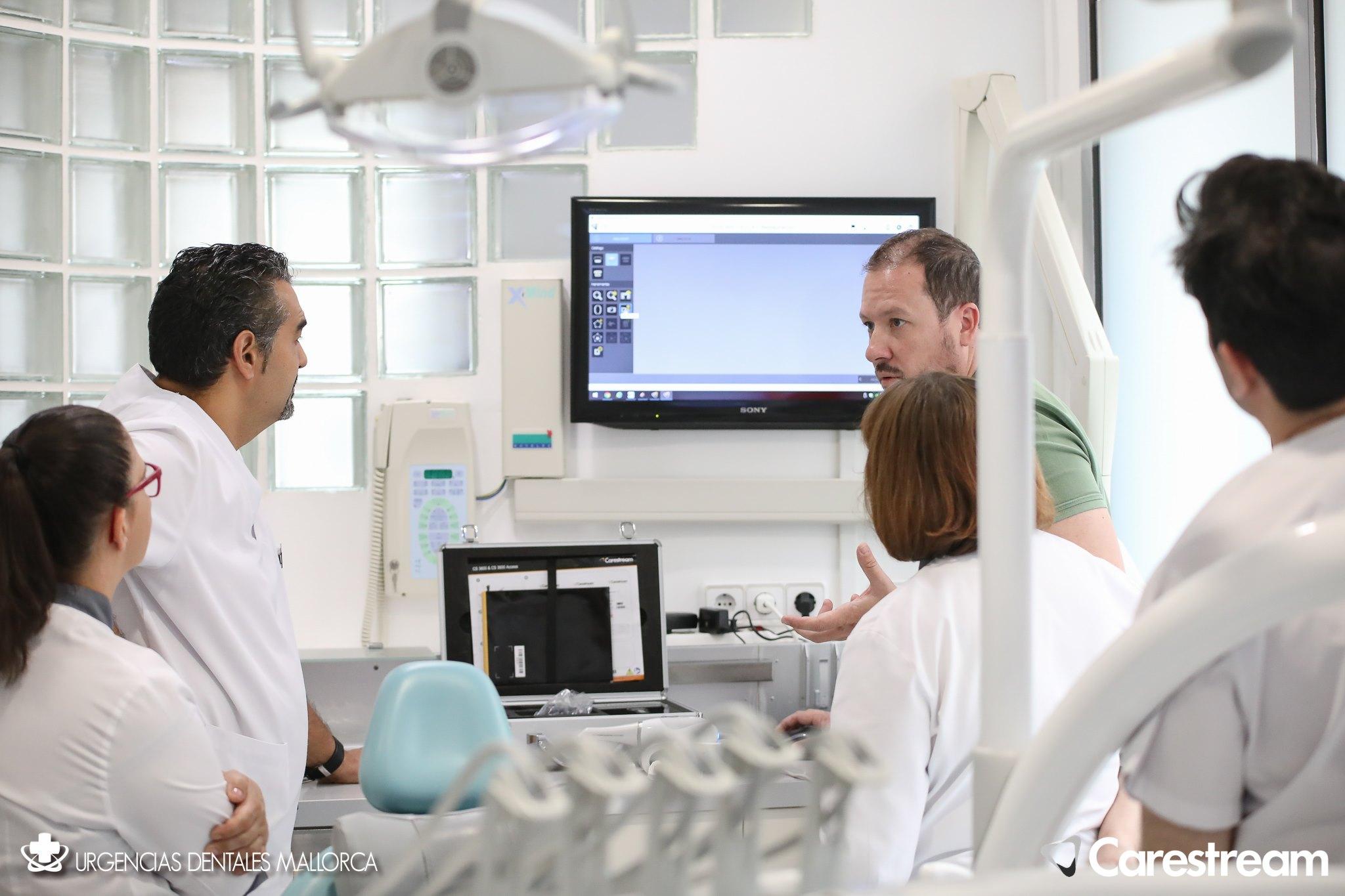 Nuevo escaner intraoral CS 3600 y el flujo digital dental